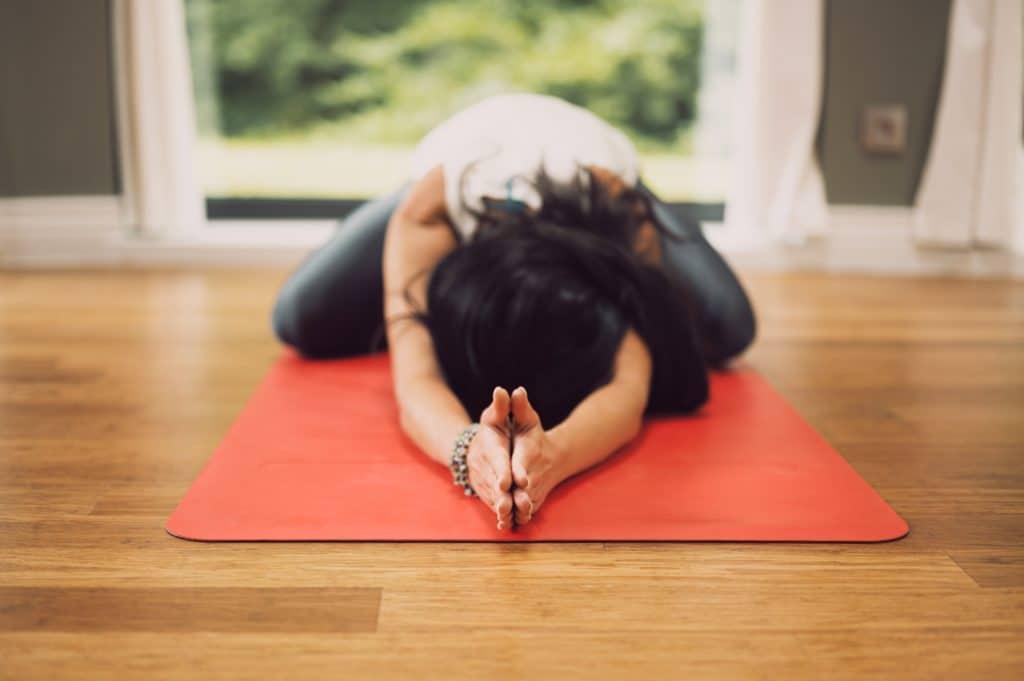 Yoga débutants