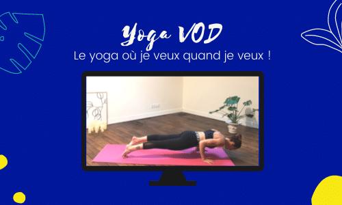 Yoga en ligne avec feel yoga